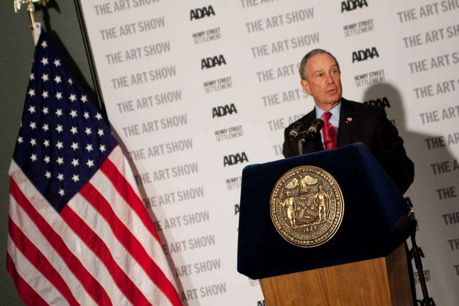 Mayor Michael Bloomberg Press Conference