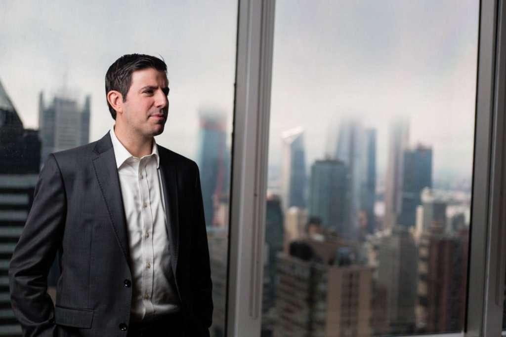 law firm portraits new york city